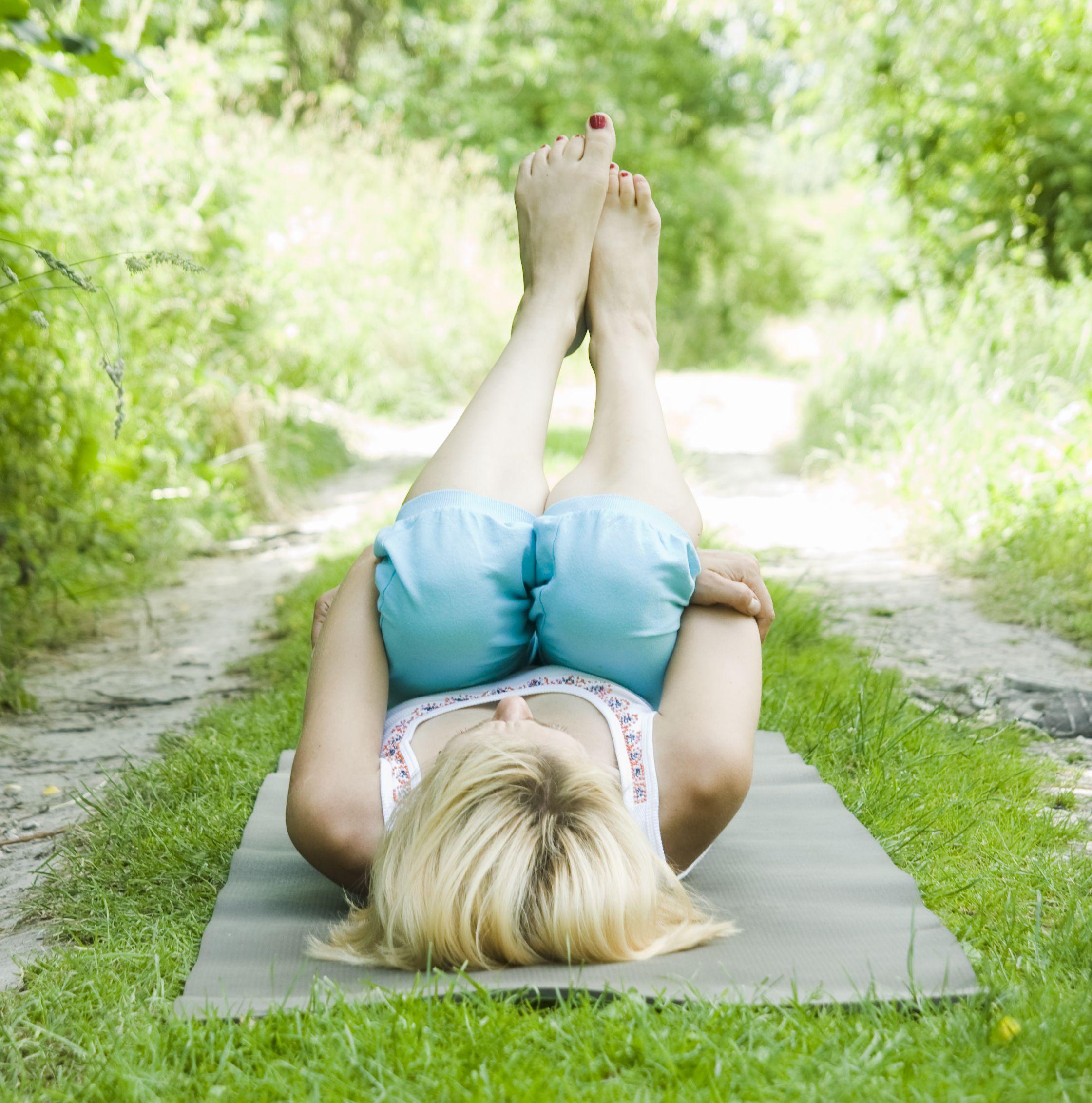 Joga i ajurweda a zaburzenia menstruacji