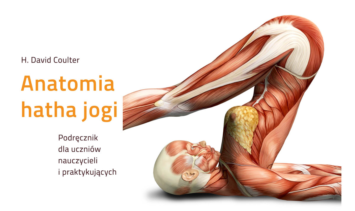 "H. David Coulter ""Anatomia hatha jogi"""