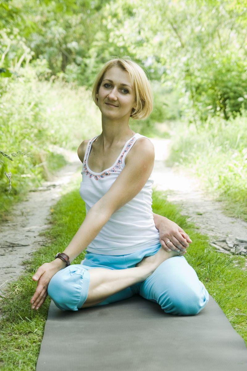 Mięśniaki macicy a joga i ajurweda