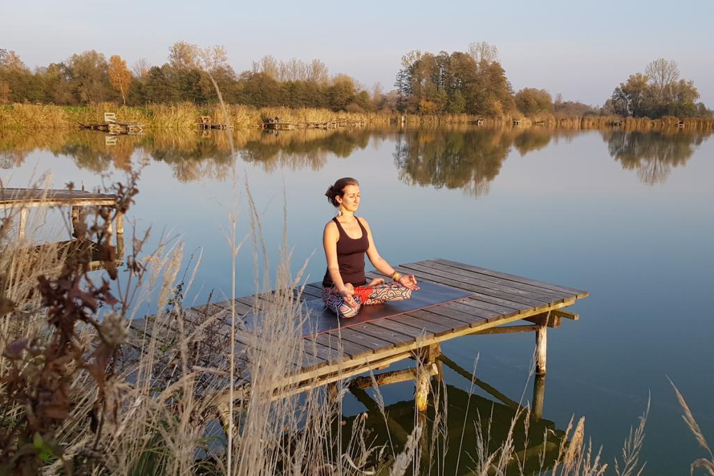 Maty do jogi JOY in Me PRO (recenzują Agnieszka i Maciej Wielobób)