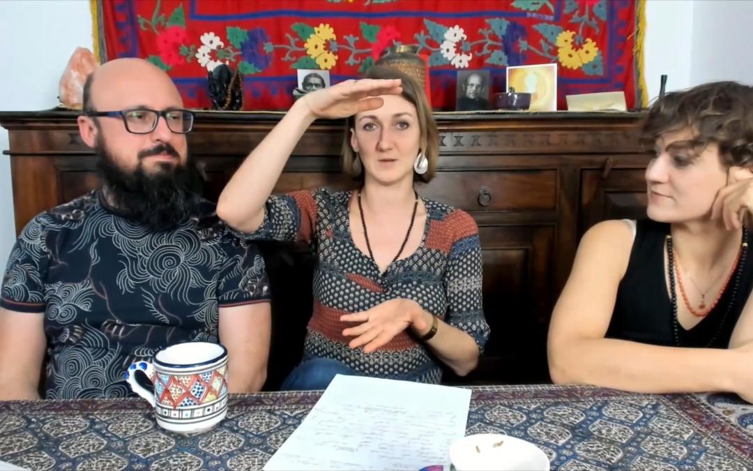 Podkast (i wideo): Joga w ciąży i oddech (Agnieszka Wielobób, Ola Uruszczak, Maciej Wielobób)